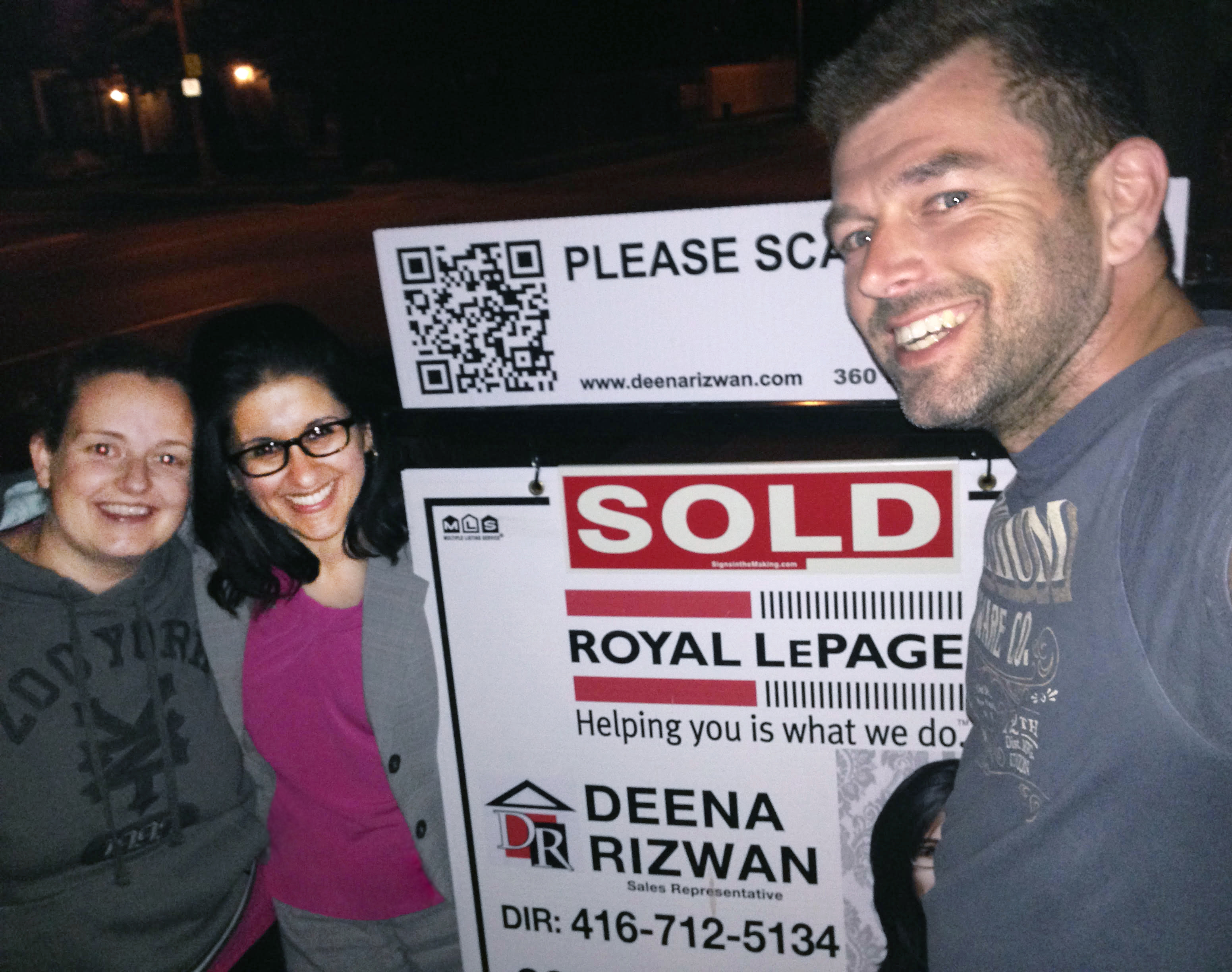 House sold by DEENA RIZWAN - Deena Rizwan Happy Home sellers - Oakville Homes