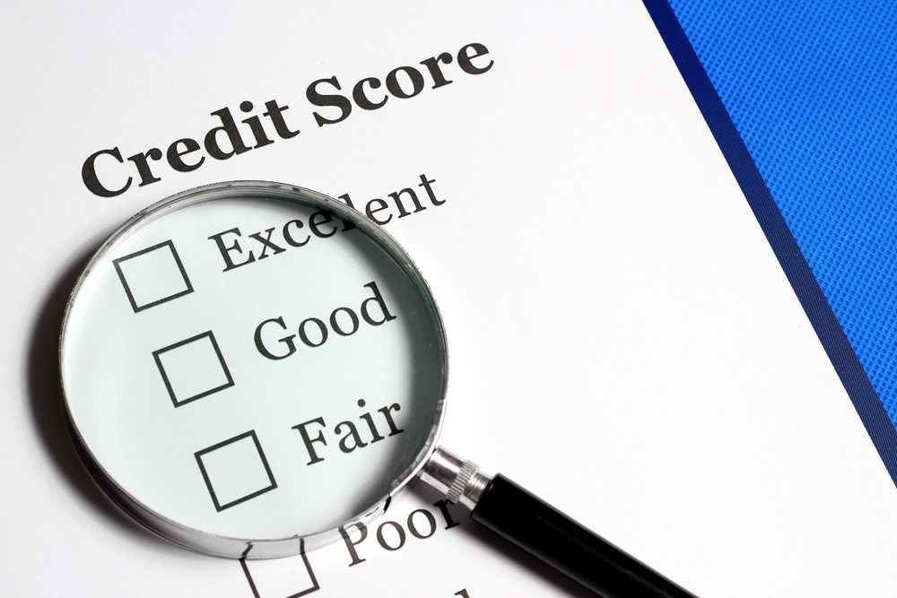 Image of credit score on DEENA RIZWAN REAL ESTATE website