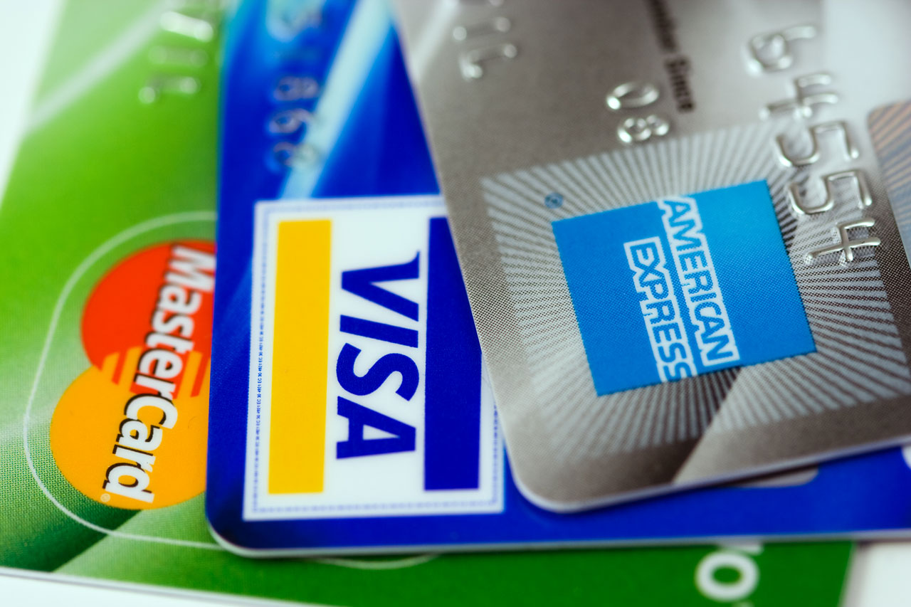 Image Of Credit Cards On Deena Rizwan Real Estate Website How To Build  Credit